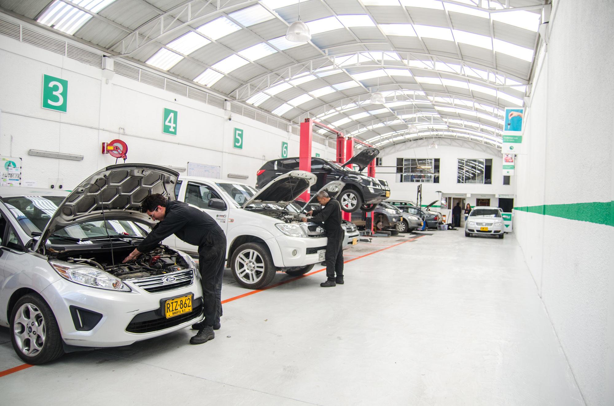Autolab taller de mecánica automotriz
