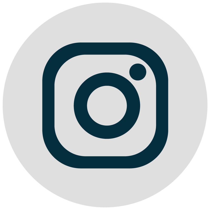 Logo Instagram gris