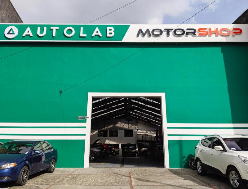 foto deSEDE MOTORSHOP Barrios Unidos