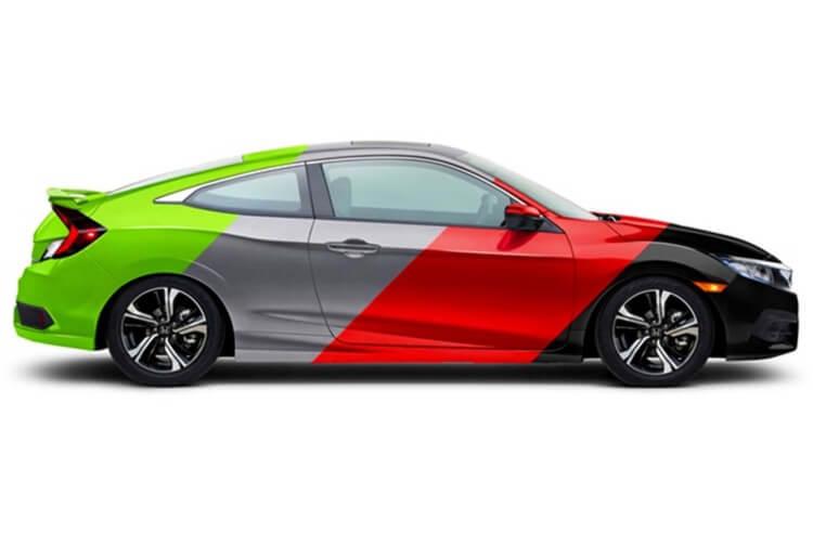 colores de carro más elegidos