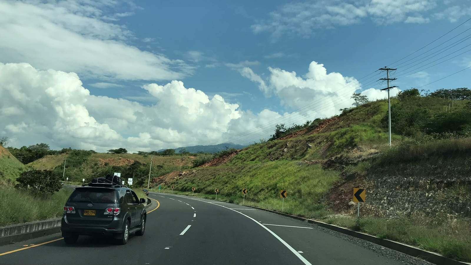 Viajar en carro